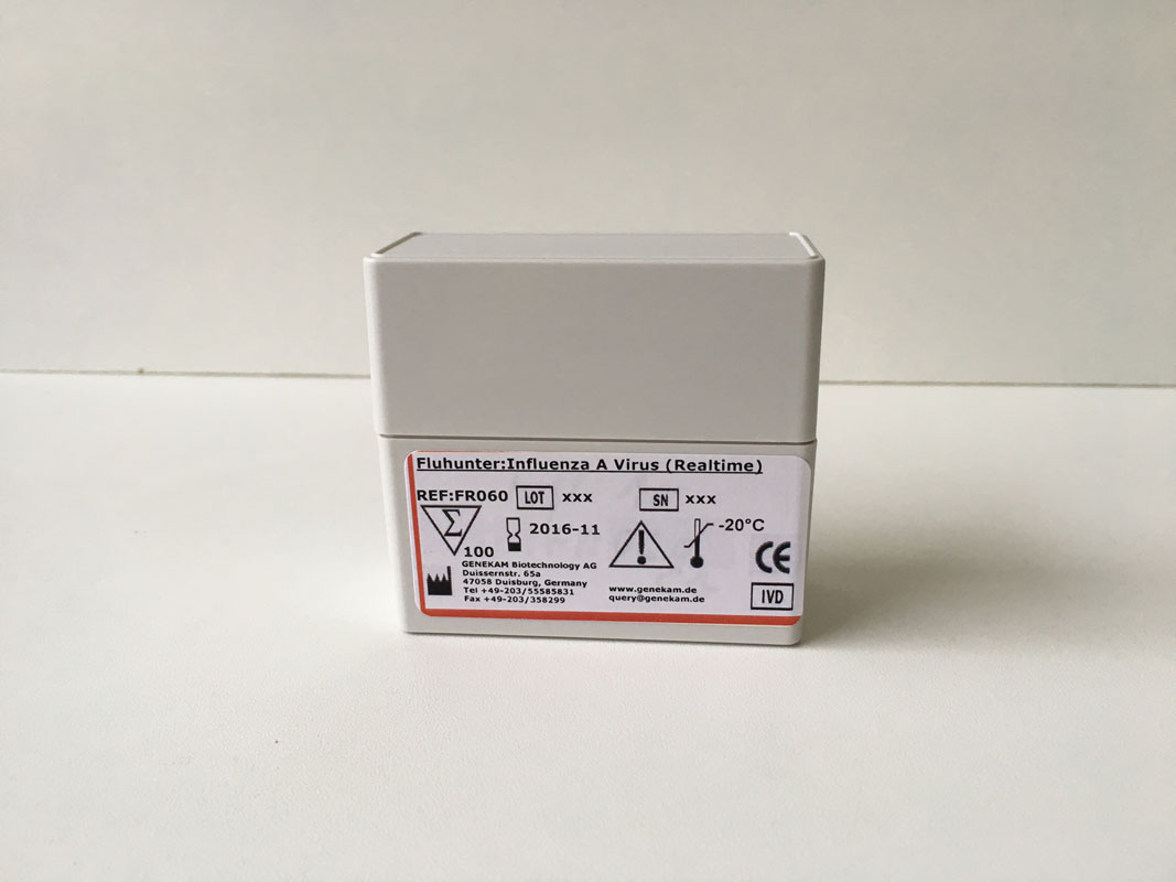 Influenza H7N9 pcr-kit