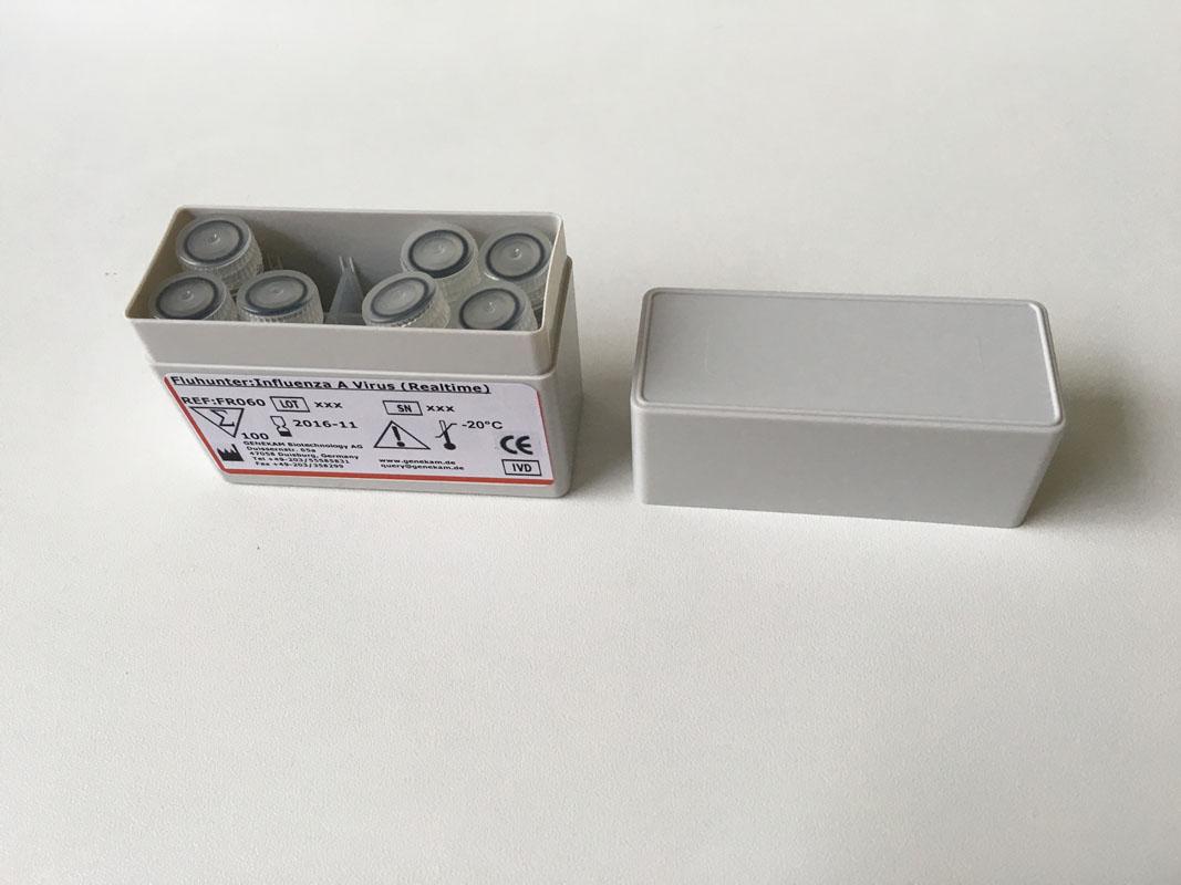Influenza pcr-kit genekam